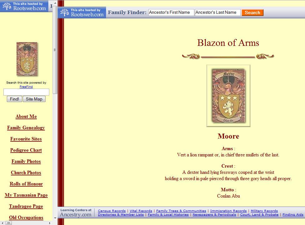 how to create a website using frameset