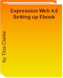 Setting Up Expression Web 4 EBook.